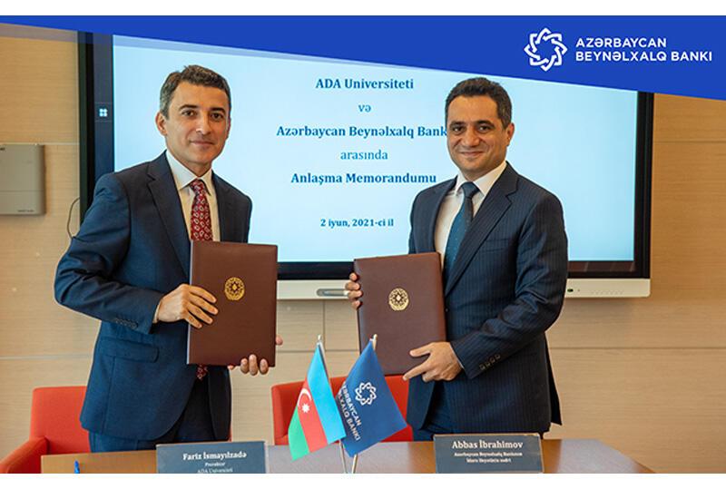Университет ADA начал сотрудничество с Международным Банком Азербайджана (R)