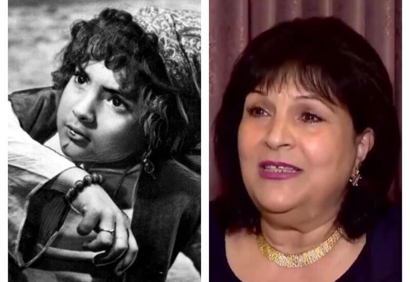 Туту из фильма «Чернушка» 55 лет спустя