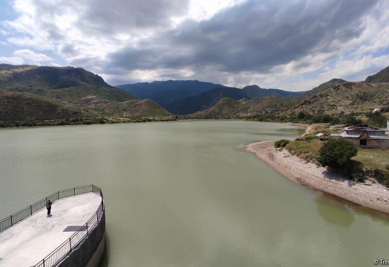 Освобождение Карабаха оказало большую поддержку решению проблемы с нехваткой воды