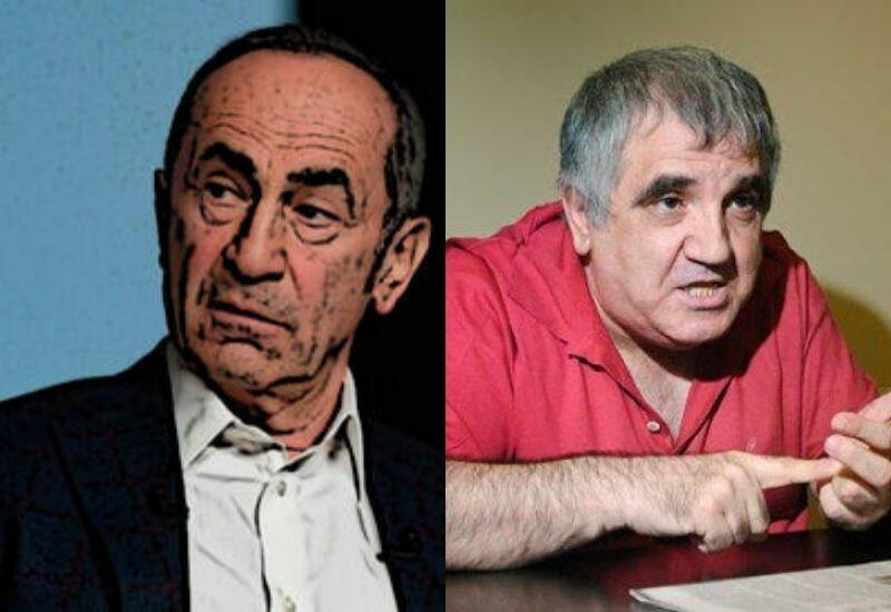Кочарян передал Габрелянову миллион долларов