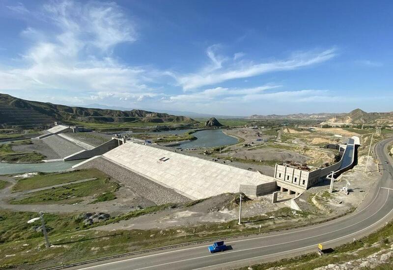 """На плотине """"Гыз галасы"""" построят две ГЭС"""