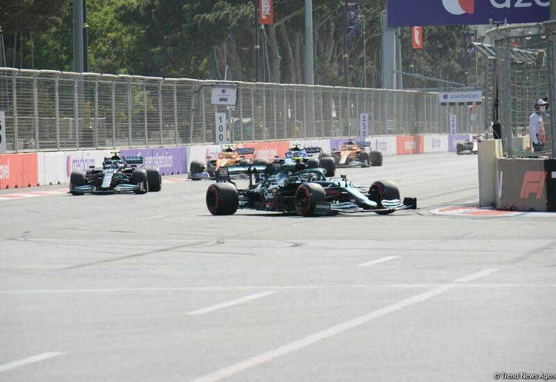 Гран-при Азербайджана Формулы-1