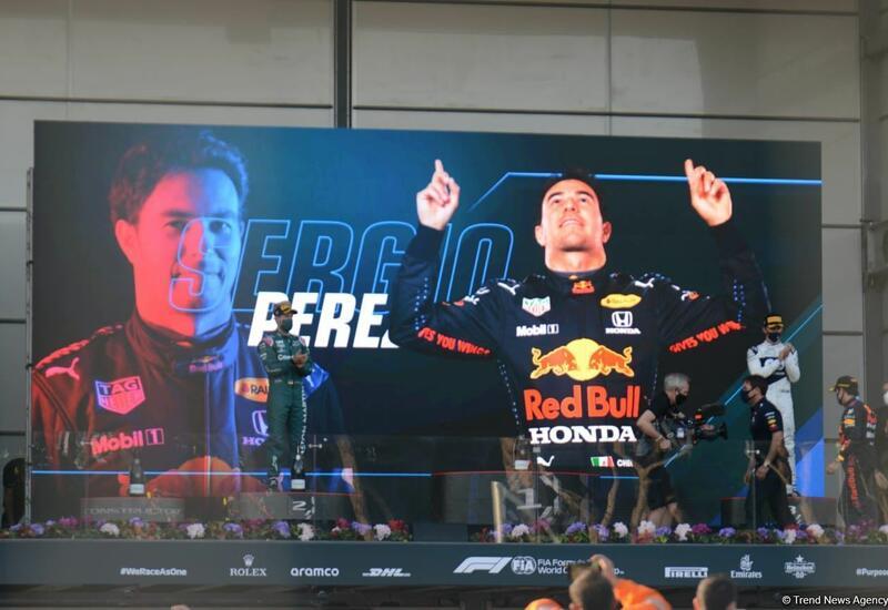 Определился победитель Гран-при Азербайджана Формулы-1