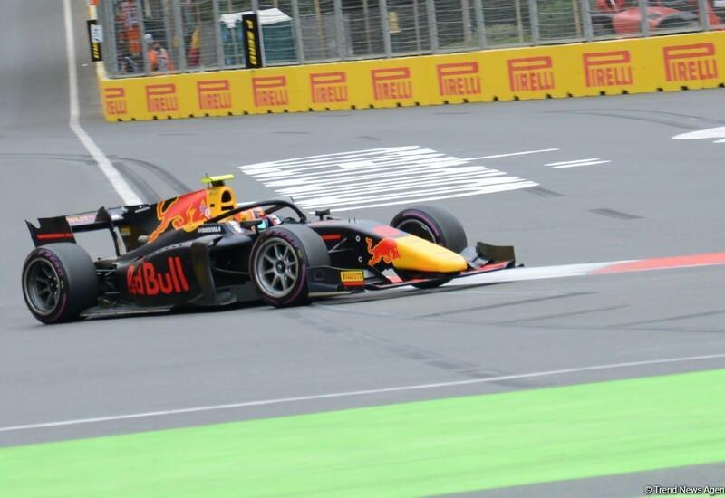 Определился победитель автогонок Формулы-2 в Баку