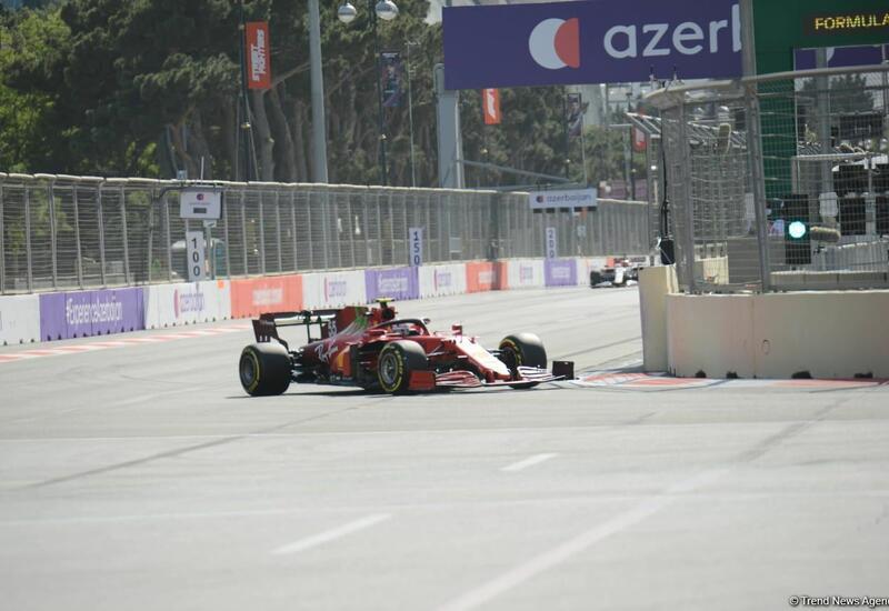 Сегодня определится победитель Гран-при Азербайджана Формулы 1