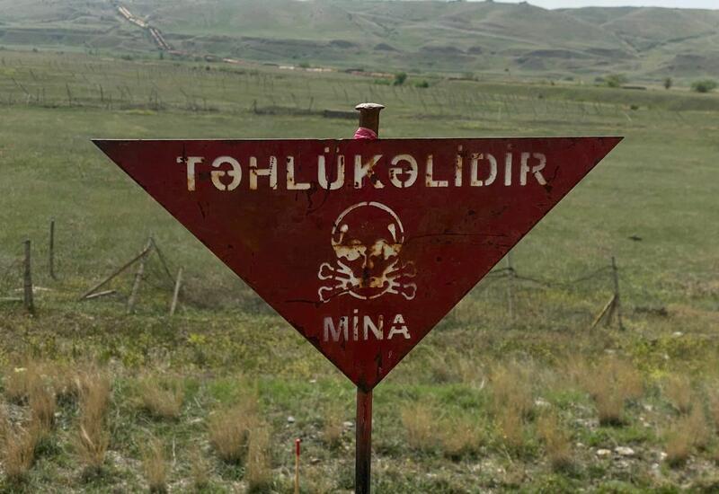 Предоставление карты минных полей Агдамского района - большая победа Президента Ильхама Алиева