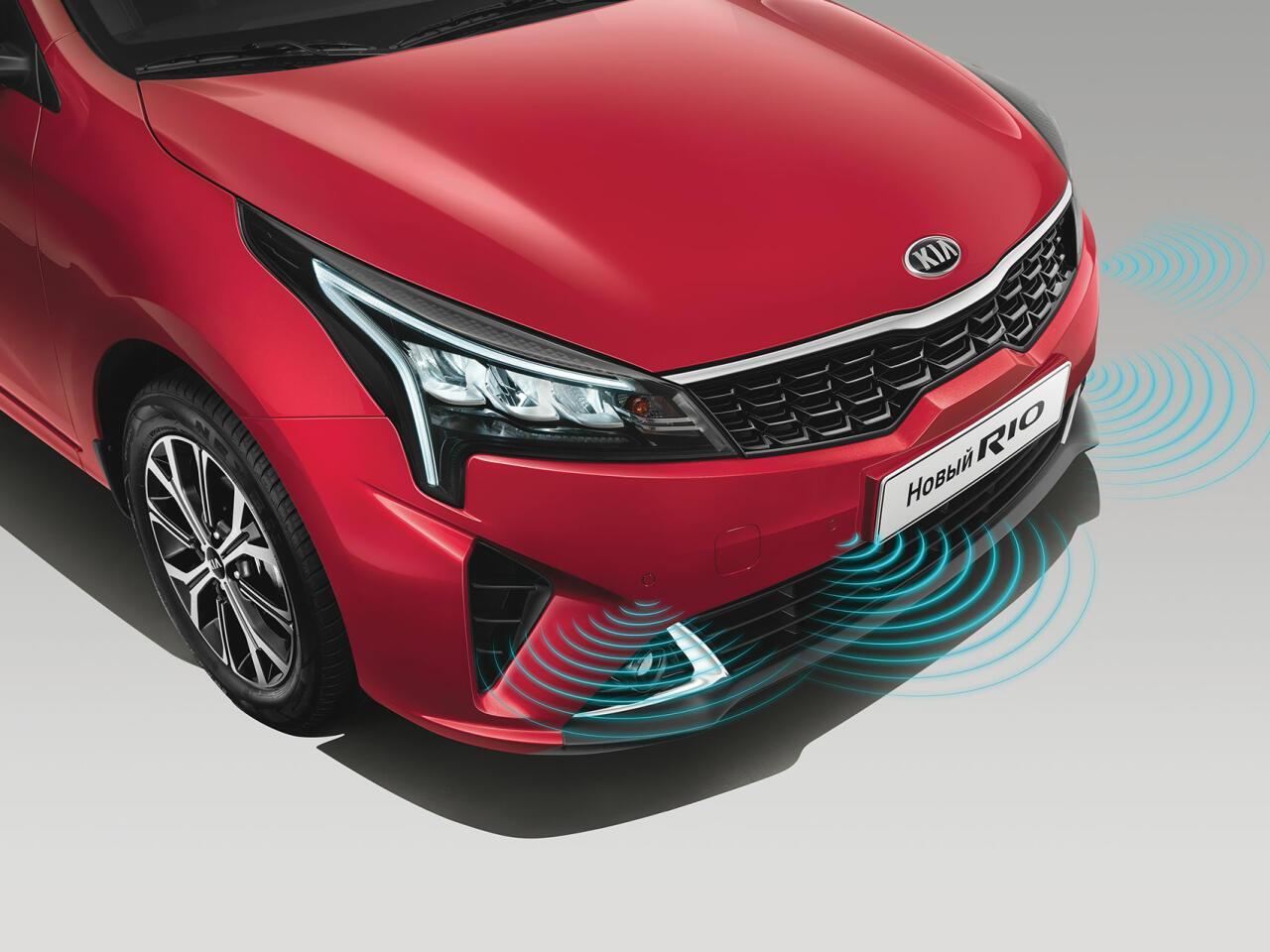 KIA обновила логотип и показала свой первый электромобиль