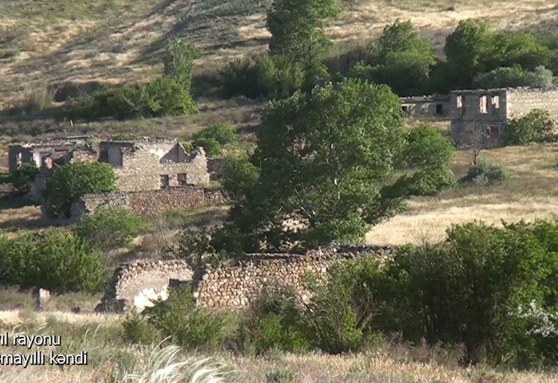 Село Гаджи Исмаиллы Джебраильского района