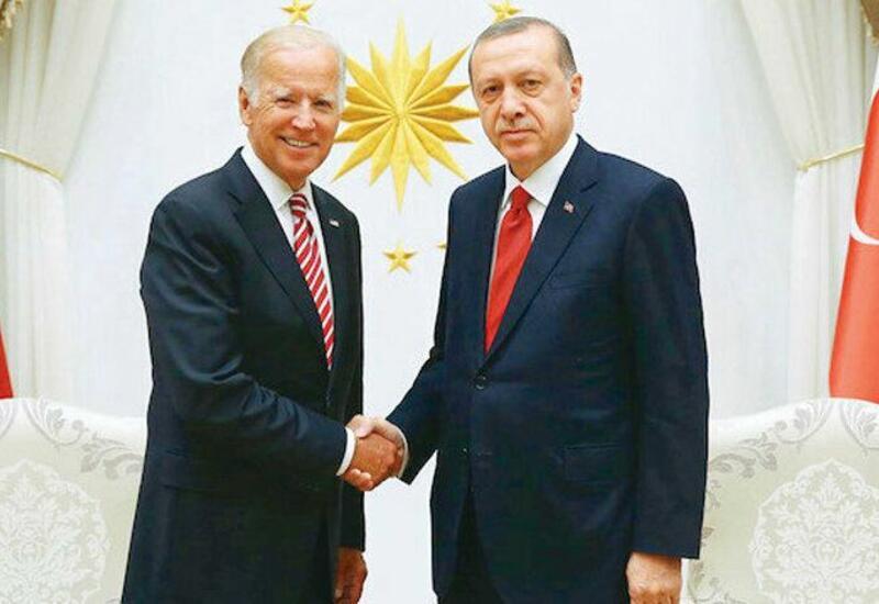 Байден и Эрдоган обсудят Карабах