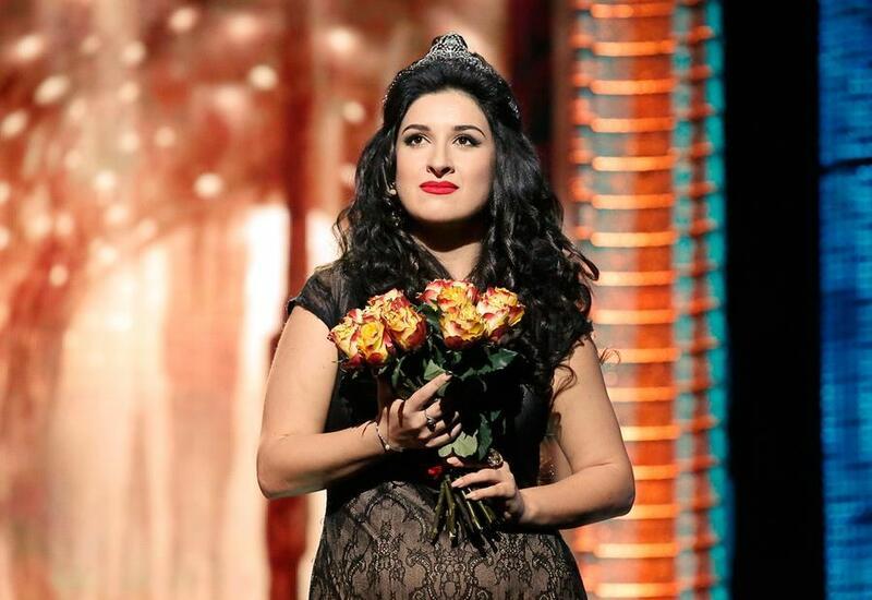 Заслуженная артистка Азербайджана стала лучшей на конкурсе вокалистов в России
