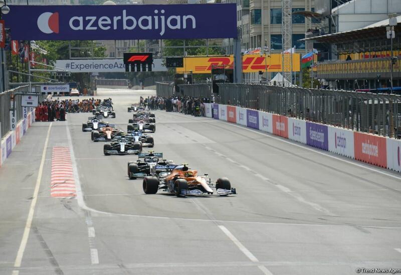 """Гран-при Азербайджана стал самым зрелищным в """"Формуле 1"""" за долгие годы"""