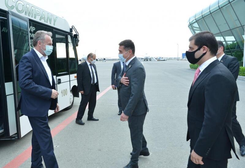 Парламентская делегация Боснии и Герцеговины прибыла с официальным визитом в Азербайджан
