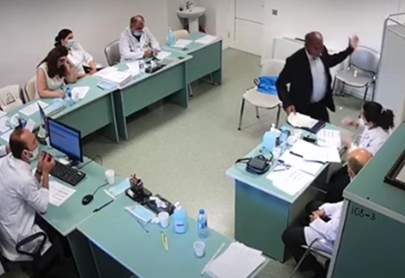 Возбуждено уголовное дело в связи с избиением врача