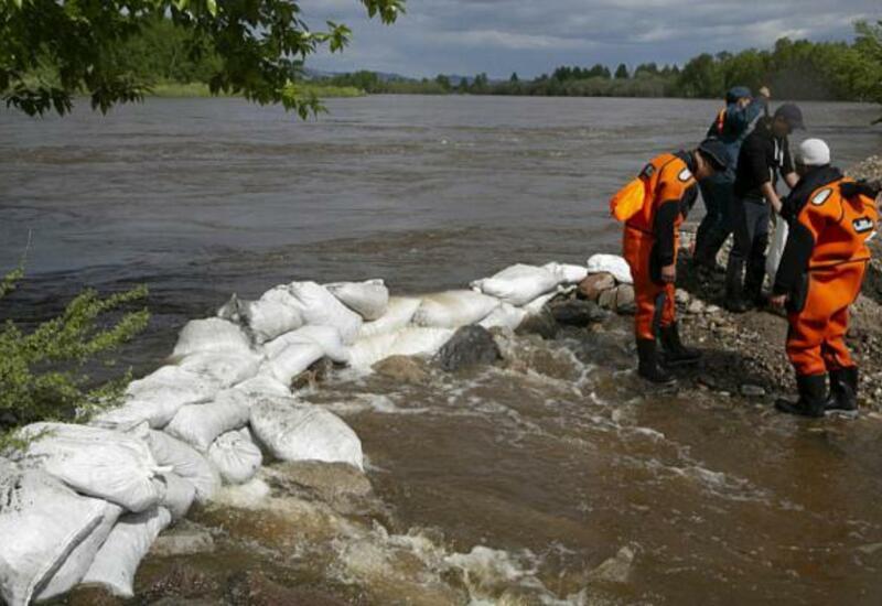 В Туве эвакуировали десятки человек