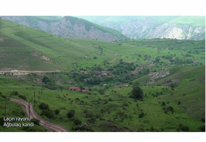 Село Агбулаг Лачинского района
