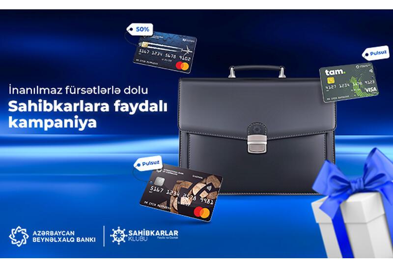 Международный Банк Азербайджана запустил кампанию для предпринимателей (R)