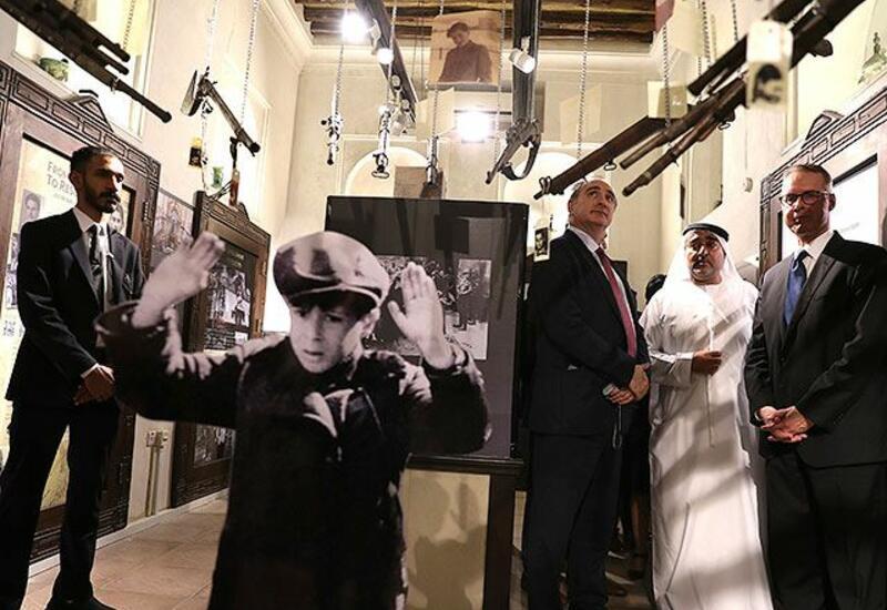 В Дубае открылась первая в арабском мире выставка о Холокосте