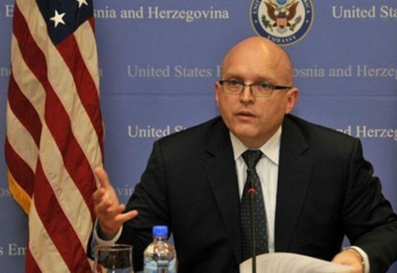 И.о. помощника госсекретаря США по делам Европы прибыл в Азербайджан