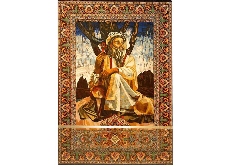 Азербайджанский музей проводит неделю ковров Таира Салахова