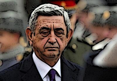 Выступает всеармянский Чебурашка:  как Серж Саргсян чуть сам себя не расстрелял