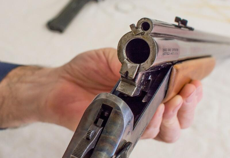 Оружие армянина, стрелявшего в приставов в Сочи, оказалось незарегистрированным