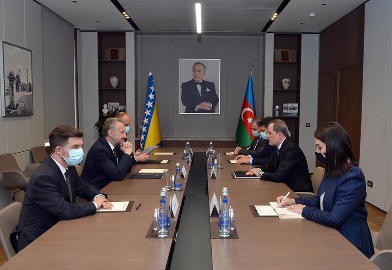 Босния и Герцеговина поддерживает позицию Азербайджана, основанную на международном праве