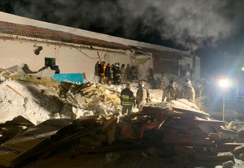 Девять человек погибли в Южной Корее при обрушении здания