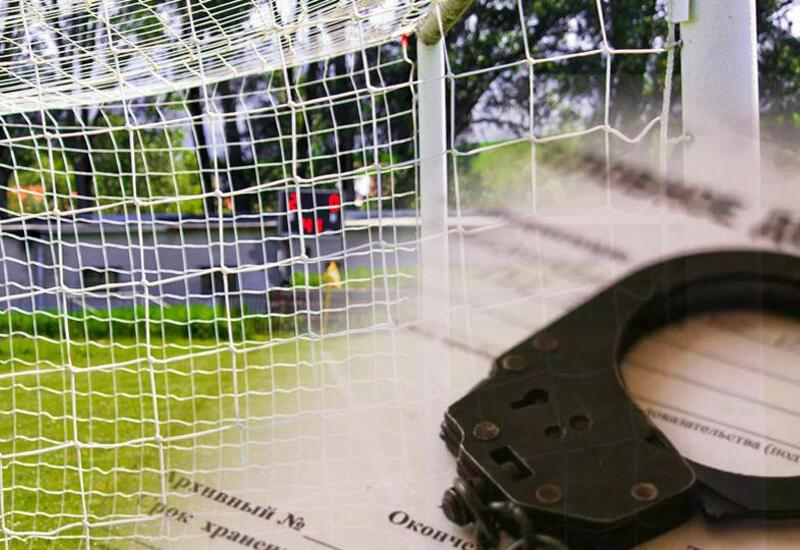 Футбольные ворота весом почти 90 кг упали на мальчика в Москве