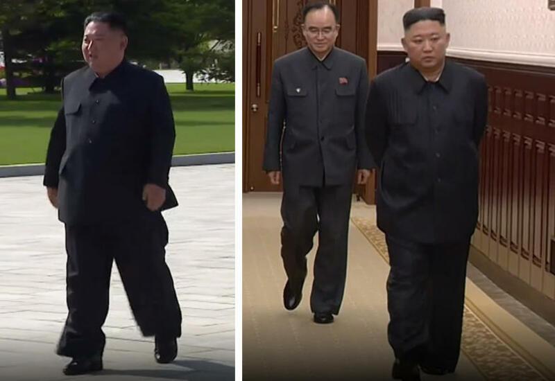 Похудевший Ким Чен Ын вызвал волну слухов об ухудшении здоровья