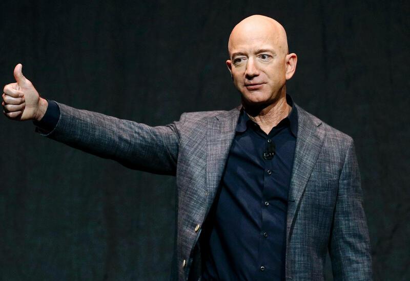 Основатель Amazon полетит в космос на своем корабле