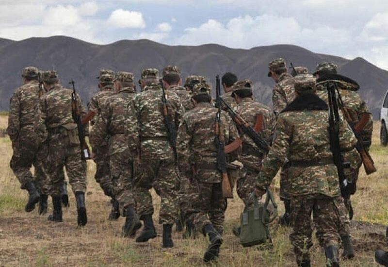 В Армении отстранили командиров армейских частей на границе с Азербайджаном