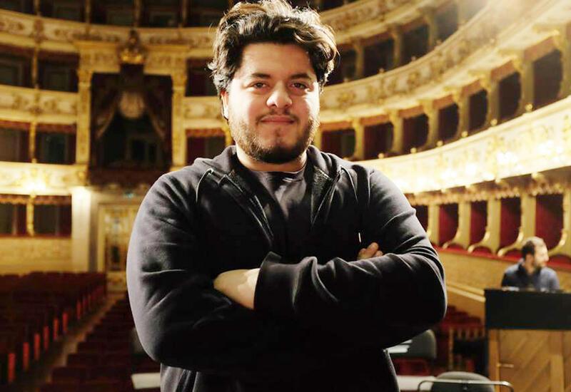 Азер Заде выступит на сцене Арена-ди-Верона