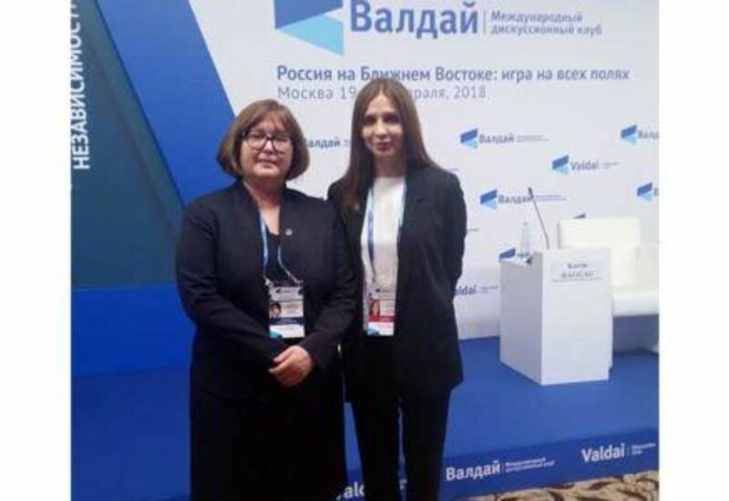 Директор Baku Network и директор клуба Валдай обсудили вопросы в сфере экспертного сотрудничества