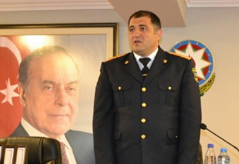 Освобожден от должности начальник Гарадагского РУП