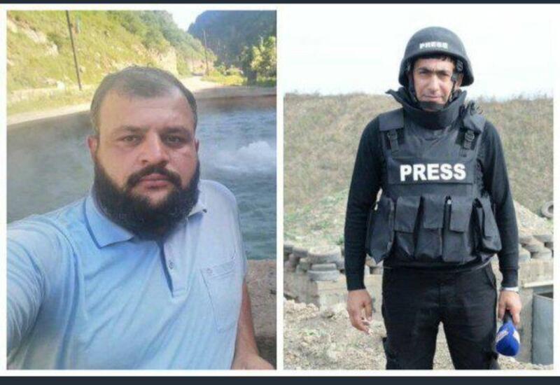 Грузинские журналисты обратились в международные организации в связи с гибелью азербайджанских коллег