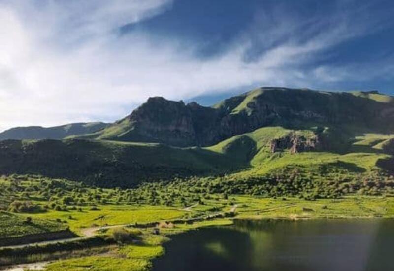 Высокогорное озеро Батабат в блоге фотографа Орхана Асланова