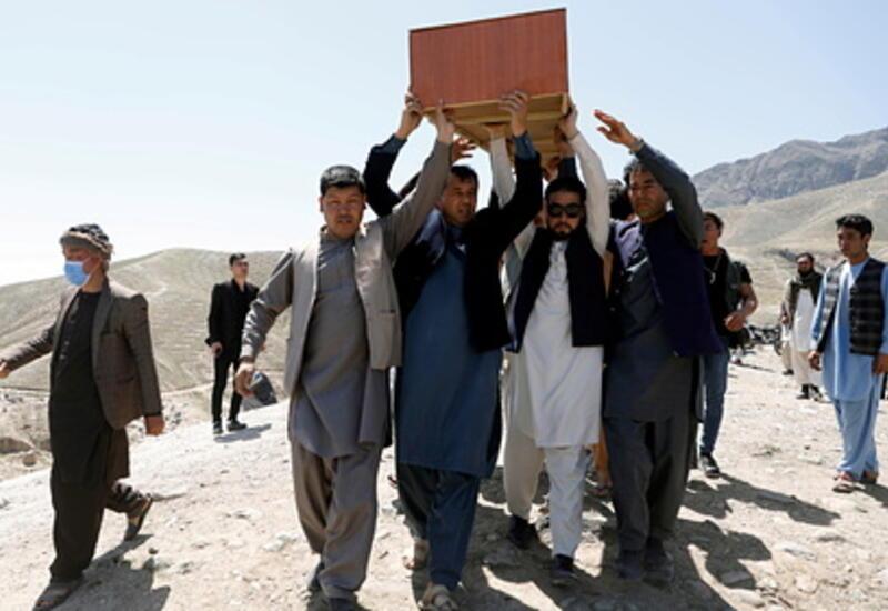 Боевики убили сотрудников британо-американской НКО в Афганистане