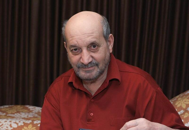 Скончался народный артист Рамиз Азизбейли