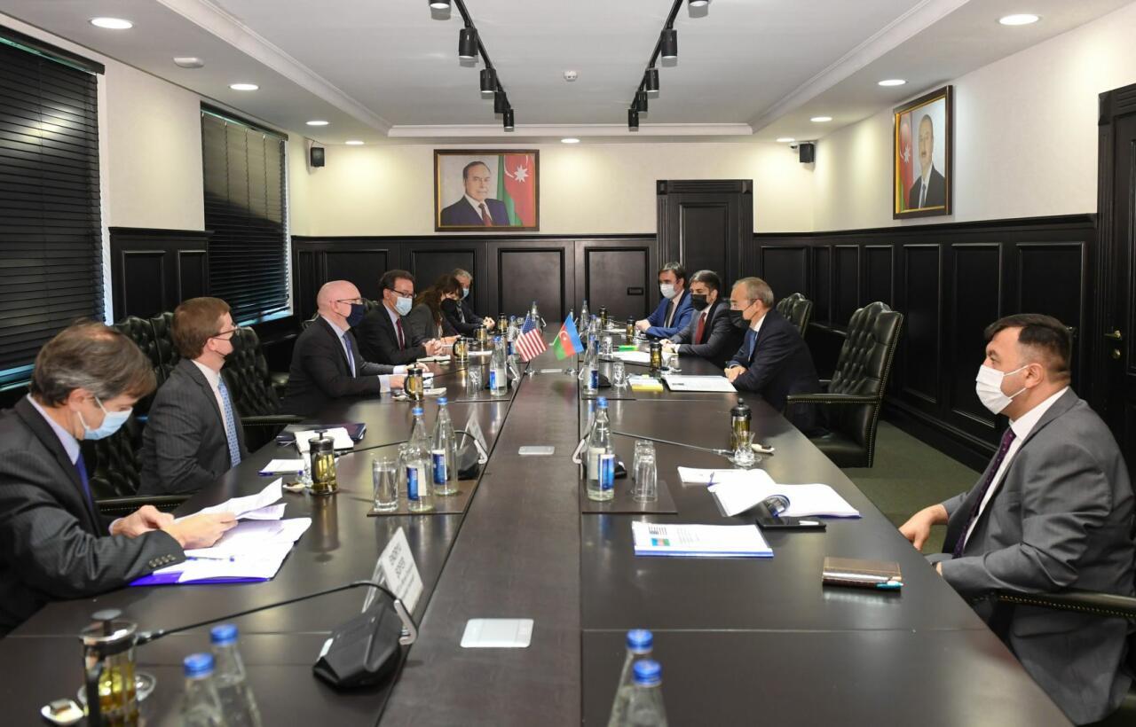 Американские компании могут принять участие в восстановлении освобожденного Карабаха
