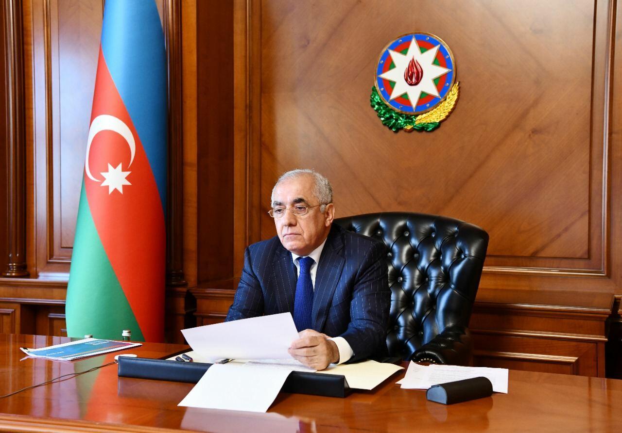 В Кабмине Азербайджана обсудили подготовку к играм финальной стадии Евро-2020