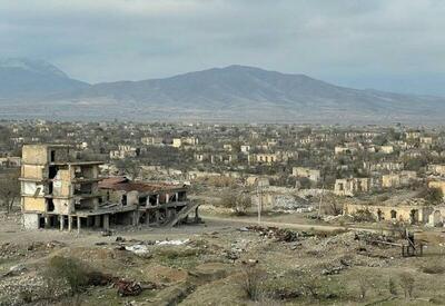 На освобожденных территориях Азербайджана идут масштабные работы