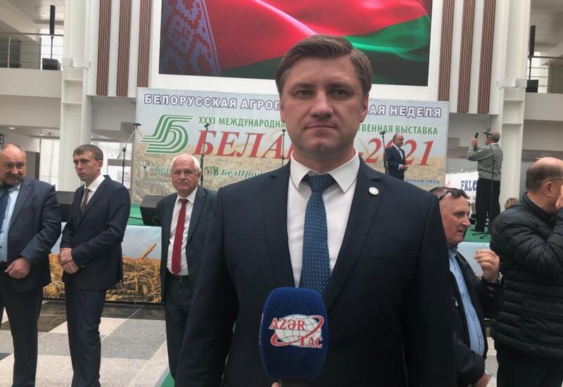 Азербайджан один из основных экономических партнеров Беларуси
