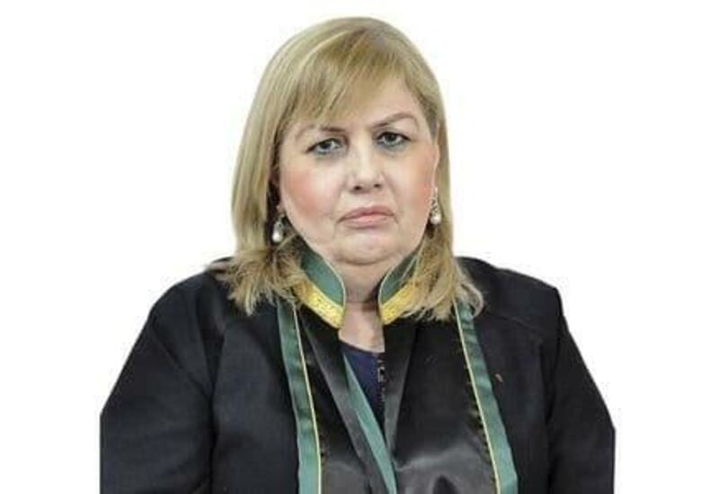 Tanınmış azərbaycanlı xanım vəkil məhkəmə zalında həbs edildi - FOTO