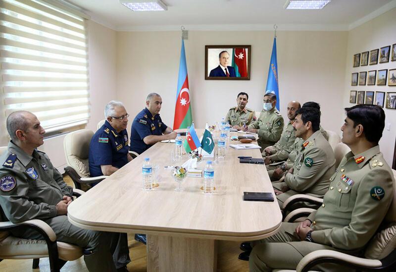 Азербайджан и Пакистан обсудили в Баку вопросы в области военной авиации