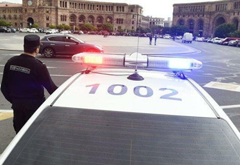 В Армении задержаны руководители штабов Демократической партии