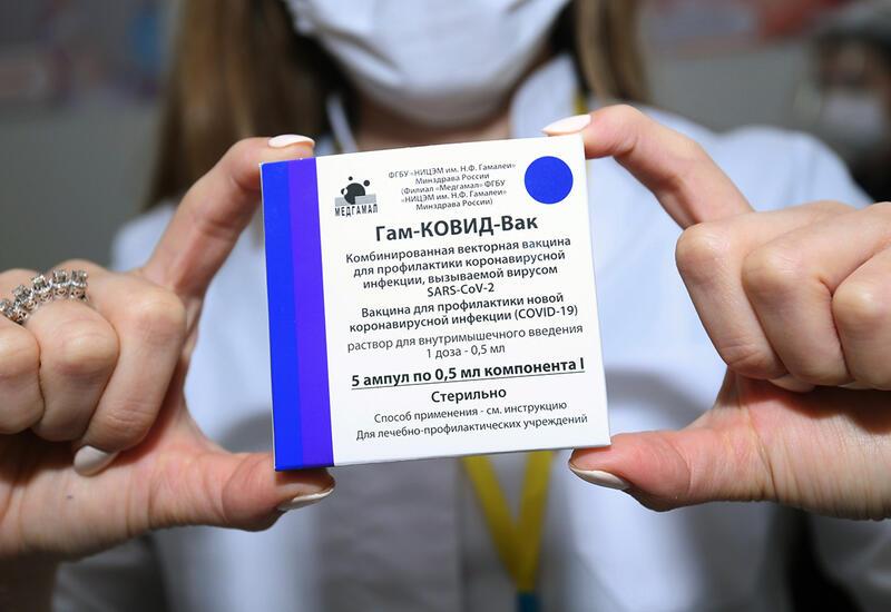 В Украину не будут впускать привитых «Спутником V»