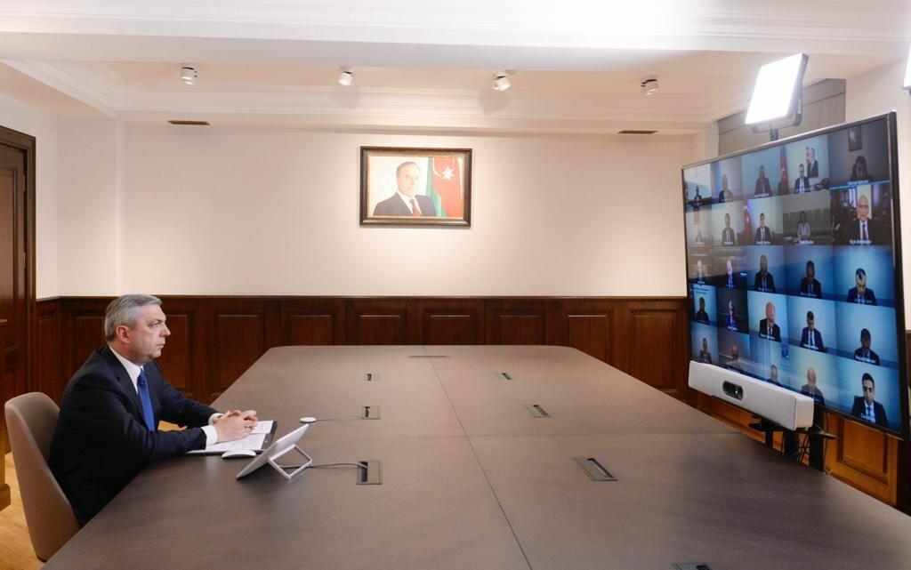 В Азербайджане состоялось заседание Координационного штаба