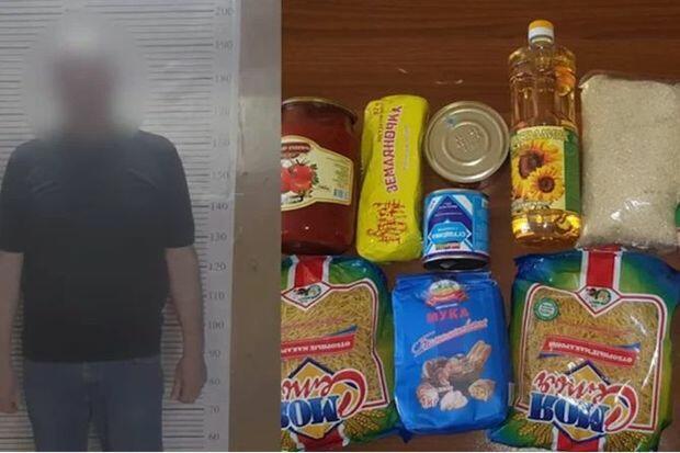 Армянских избирателей подкупают макаронами и банкой сгущенки