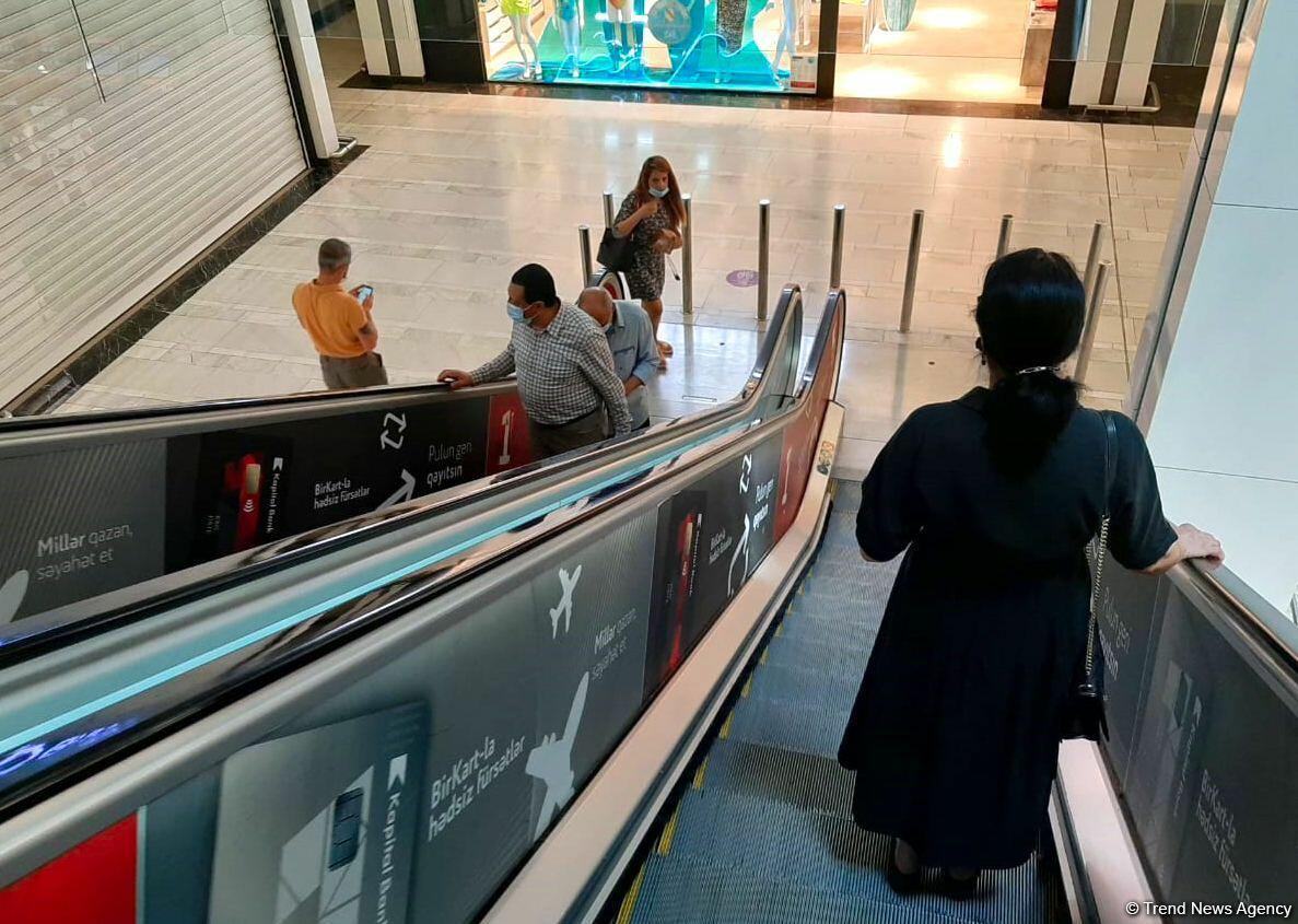 Первый день работы моллов в Азербайджане