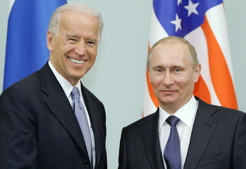 В Кремле назвали причину встречи Путина с Байденом
